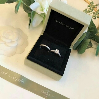 Van Cleef & Arpels - 超美品 Van Cleef & Arpels 指輪