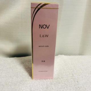 NOV - NOV L&W エンリッチミルク 乳液