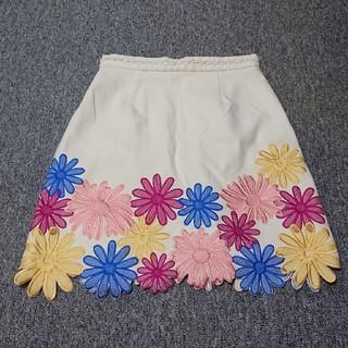 リリーブラウン(Lily Brown)のLily brown  リリーブラウン レディース  スカート サイズ 1(その他)