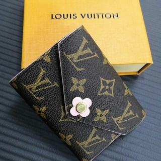 ルイヴィトン(LOUIS VUITTON)の極美品!LOUIS VUITTON ルイヴィトン折りたたみ財布(折り財布)