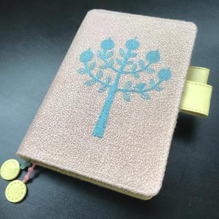 mina perhonen - ミナペルホネン  ringo カズン オリジナルサイズ 手帳付き