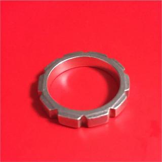 キューポット(Q-pot.)の初期デザイン チョコレートバーリング(リング(指輪))