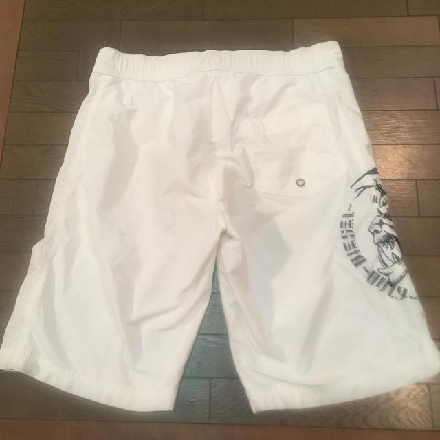 DIESEL(ディーゼル)のDIESEL 水着 メンズの水着/浴衣(水着)の商品写真