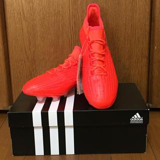 アディダス(adidas)の⭐️新品未使用⭐Adidas サッカースパイク  エックス 16.2  HG(シューズ)