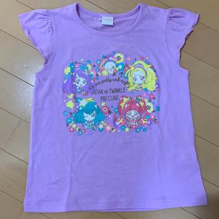 バンダイ(BANDAI)のトゥインクルプリキュアTシャツ120cm新品(Tシャツ/カットソー)