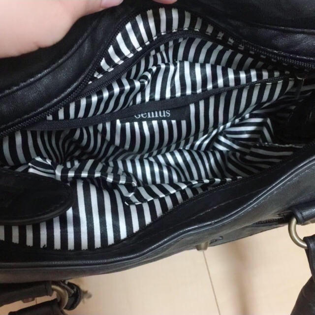 鈴木奈々プロデュース2WAYエディターズバッグ レディースのバッグ(ハンドバッグ)の商品写真