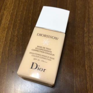 Dior - スノーメークアップベースUV35