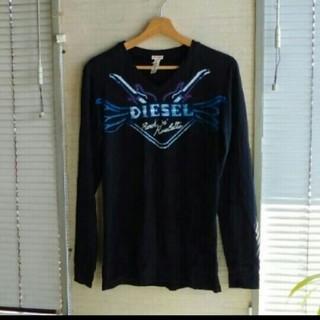 ディーゼル(DIESEL)のDIESEL 長袖カットソー 大特価(Tシャツ/カットソー(七分/長袖))