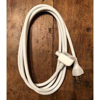 アップル(Apple)の【新品未使用】MacBook Air 純正 電源延長ケーブル(PC周辺機器)