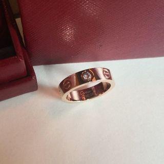 Cartier 指輪(リング(指輪))