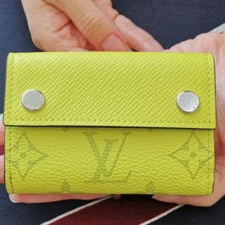 ルイヴィトン(LOUIS VUITTON)のルイヴィトン コンパクト財布(折り財布)