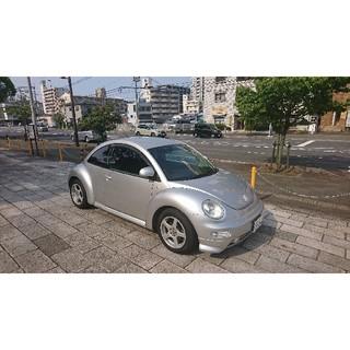Volkswagen - 車検 令和2年9月 平成13年式  ニュービートル 低走行 九州 大分県★