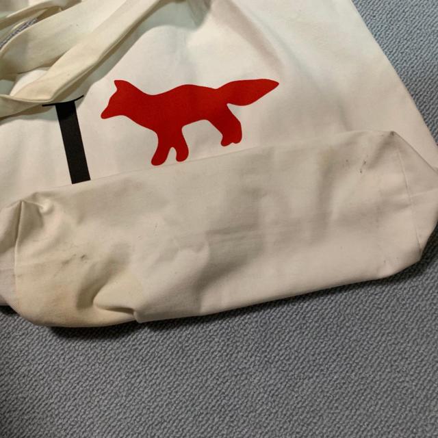 MAISON KITSUNE'(メゾンキツネ)のMaison Kitsune トートバッグ メゾンキツネ メンズのバッグ(トートバッグ)の商品写真