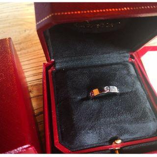 カルティエ(Cartier)のCartier超美品 指輪 (リング(指輪))