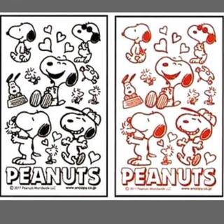 ピーナッツ(PEANUTS)の【新品】ピーナッツ・フロッキーシート・赤(各種パーツ)