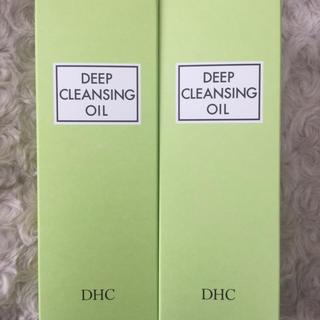ディーエイチシー(DHC)のDHC 薬用ディープクレンジングオイル 200ml 2本セット(クレンジング / メイク落とし)