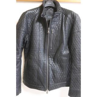 購入価格5万 テットオム レザージャケット ブラック Lサイズ