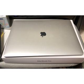 アップル(Apple)のMacbook Pro 2018 15インチ Core i9(ノートPC)