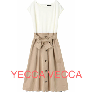 YECCA VECCA - ドッキングワンピース!YECCA VECCA!