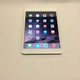 アップル(Apple)の交渉歓迎 iPad mini 白 動作保証 アップル(タブレット)