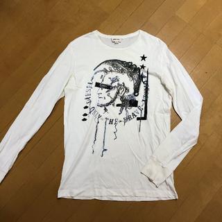 ディーゼル(DIESEL)のDIESEL ディーゼル  Tシャツ 長袖 ロンT(Tシャツ/カットソー(七分/長袖))