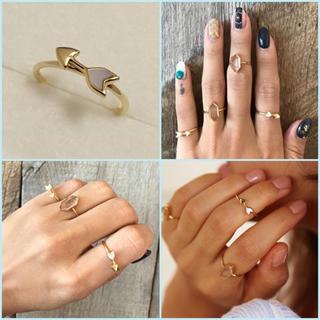 アリシアスタン(ALEXIA STAM)のALEXIA STAM♡Arrow Shell Ring♡1点(リング(指輪))