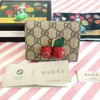 Gucci - GUCCIミニ財布