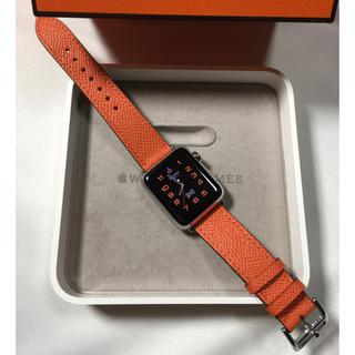 アップルウォッチ(Apple Watch)のApple Watch HERMES 38mm (腕時計(デジタル))
