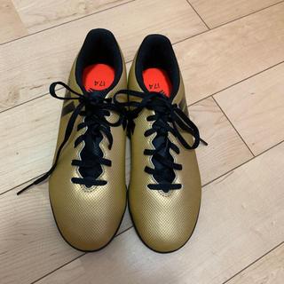 アディダス(adidas)の新品未使用 アディダス フットサルシューズ 22㎝(シューズ)