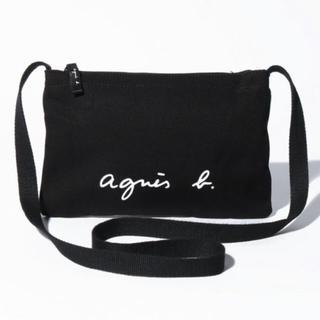 agnes b. - アニエスベー  サコッシュ ショルダー ショルダーバッグ