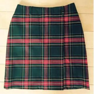 ラルフローレン(Ralph Lauren)の(送料無料)RALPH LAURENスカート(ミニスカート)