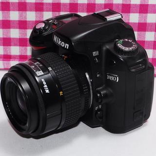 ニコン(Nikon)の❤楽しい思い出を形に❤Nikon D80 レンズキット(デジタル一眼)