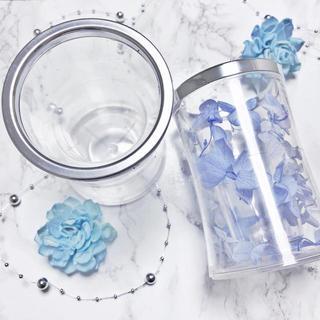 【1個】オリジナル ハーバリウムカップ コップ(各種パーツ)