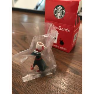 スターバックスコーヒー(Starbucks Coffee)の数量限定 スターバックス スタバ コーヒー サンタ 2018年☆トナカイ レア(ノベルティグッズ)