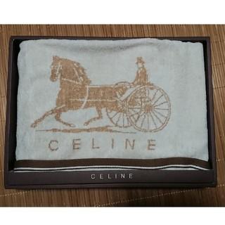 セリーヌ(celine)のCELINE バスタオル(タオル/バス用品)
