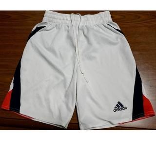 991d603d5279d アディダス(adidas)の130 adidasトレーニングパンツ ハーフパンツ短パン ナイキプーマサッカー(