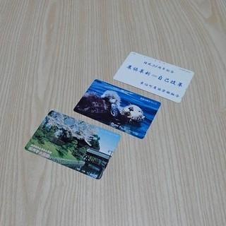 エヌティティドコモ(NTTdocomo)のテレホンカード 50度数 3枚(その他)