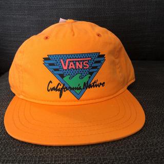 ヴァンズ(VANS)のレア 新品未着用 VANS CAP(キャップ)