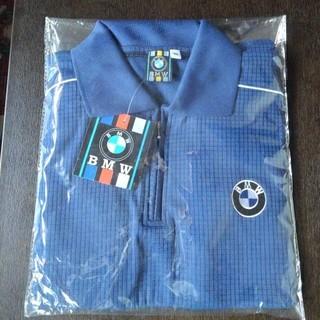 ビーエムダブリュー(BMW)の本日のみ早い者勝ち!!激安~新品◆BMW◆ポロシャツ~ネイビー/M(ポロシャツ)