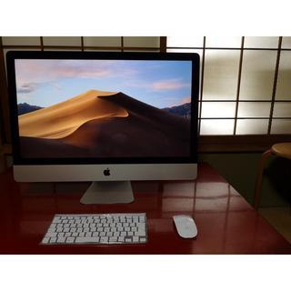 アップル(Apple)のiMac Retina 5K  27-inch Late 2014(デスクトップ型PC)