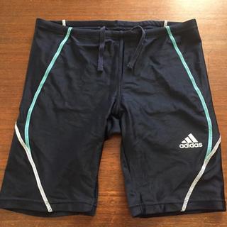 アディダス(adidas)のadidas 男の子水着 150 紺色 アディダス(水着)