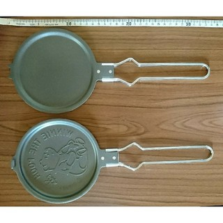 クマノプーサン(くまのプーさん)のプーさん パンケーキプレート ホットケーキプレート ディズニー  (調理道具/製菓道具)
