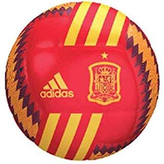 アディダス(adidas)の【残りわずか】アディダス スペイン代表ライセンスサッカーボール4号球(ボール)