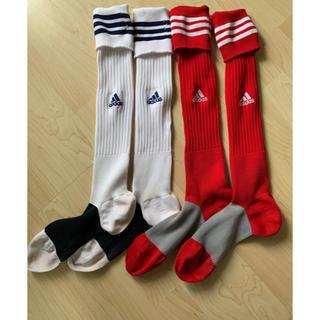 アディダス(adidas)のadidas サッカー ストッキング (ウェア)