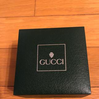 グッチ(Gucci)のGUCCI 腕時計空箱(小物入れ)