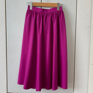 ジーユー(GU)のジーユー GU スカート(ロングスカート)