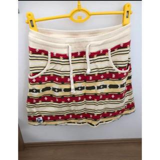 チャムス(CHUMS)のCHUMSのスカート(ひざ丈スカート)