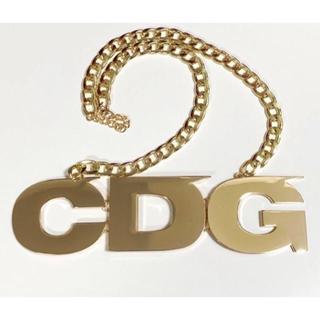 コムデギャルソン(COMME des GARCONS)の【非売品】CDG コムデギャルソン ネックレス(ネックレス)