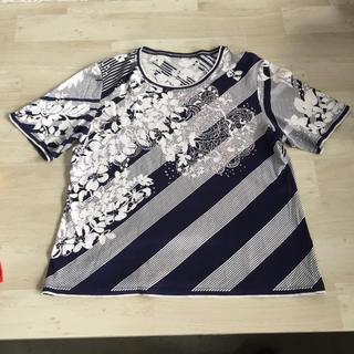 レオナール(LEONARD)のレオナール 半袖ティーシャツ Lサイズ(Tシャツ(半袖/袖なし))