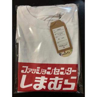 シマムラ(しまむら)のしまむらロゴTシャツ(Tシャツ/カットソー(半袖/袖なし))